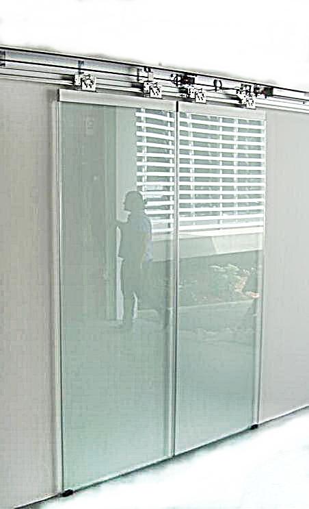 Puertas automaticas de cristal precios for Precio de puertas automaticas